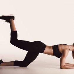 7 exercices pour former vos muscles fesses à la maison