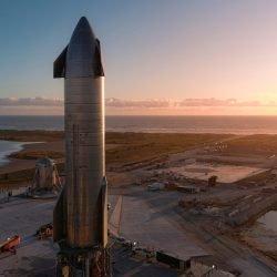 Le premier vol orbital de Starship pourrait arriver «dans quelques semaines»