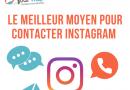 Vous avez besoin de parler directement à Instagram? Découvrez comment contacter le réseau social